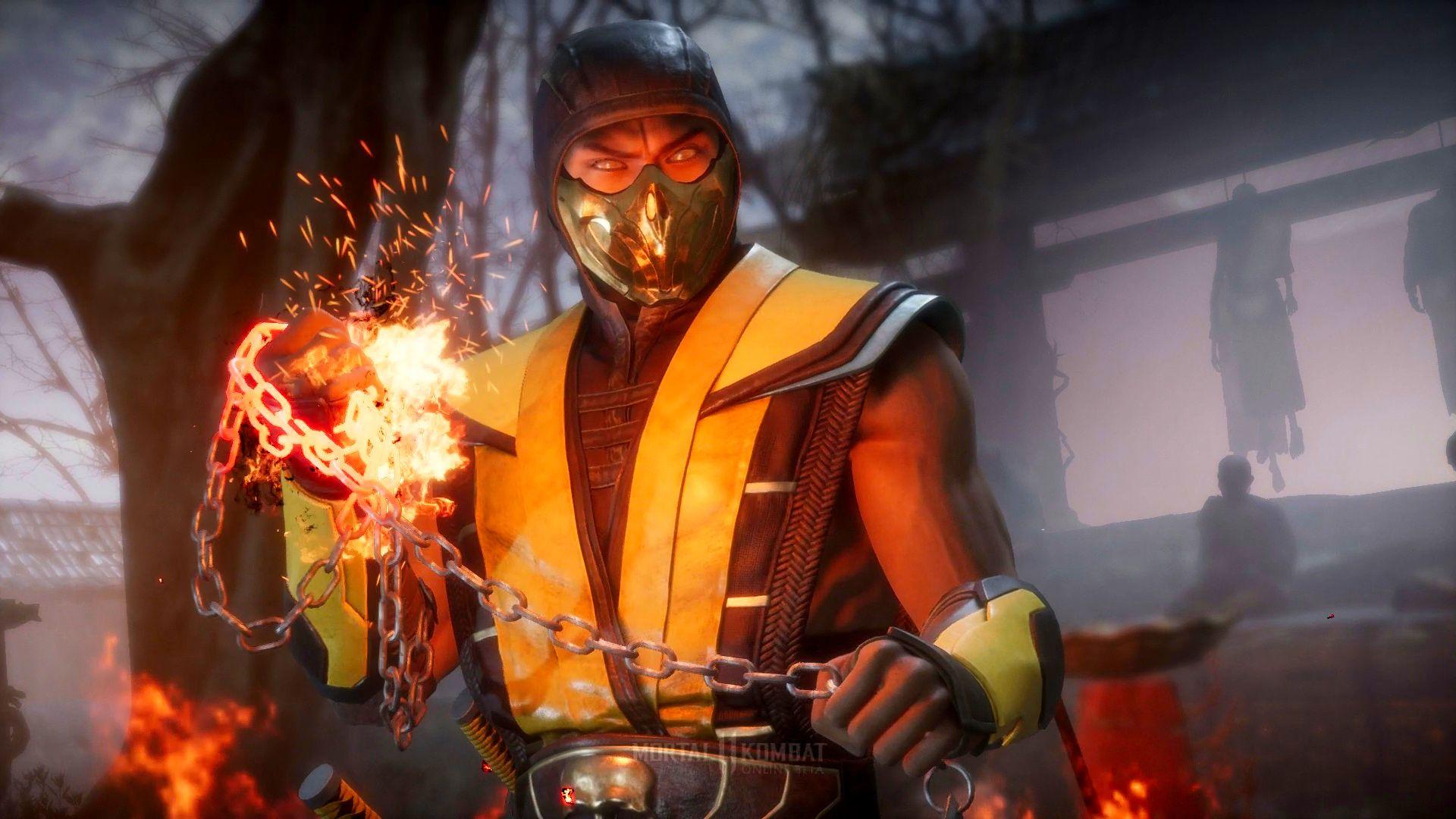 Пин от пользователя Marshall на доске Mortal Kombat (с