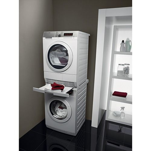 Aeg Tumble Dryer Stacking Kit With Pull Out Shelf 9160931557