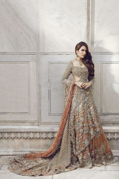 New Indian Wedding Dresses 2018
