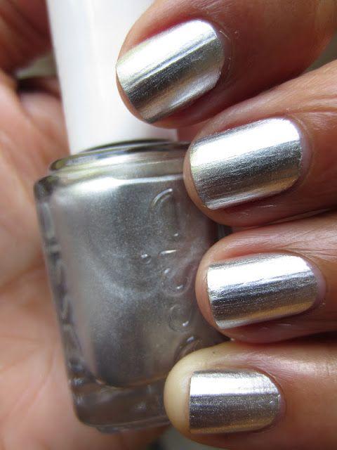 Essie (No Place Like Chrome) Mirror Metallic Nail Polish----In this ...