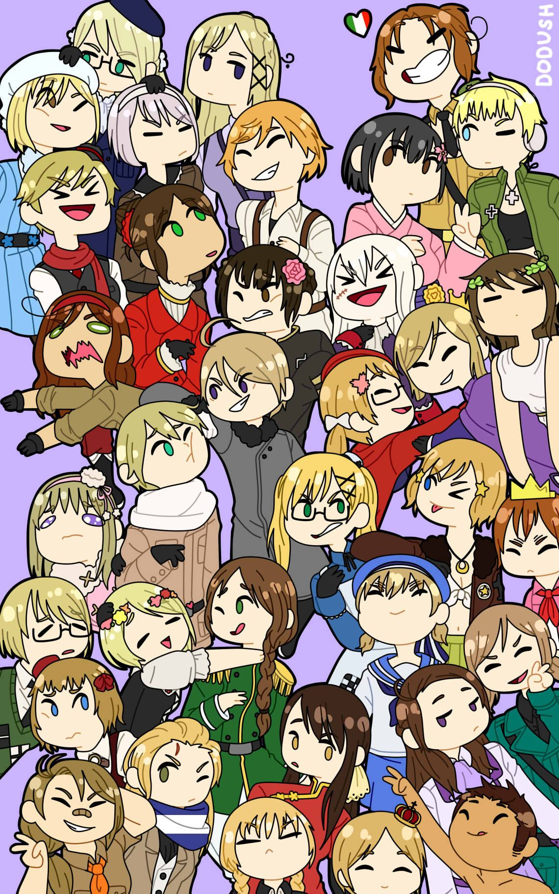 Lazy Me More Underrated Hetalia Characters Part 1 Part Hetalia Fanart Hetalia Characters Hetalia