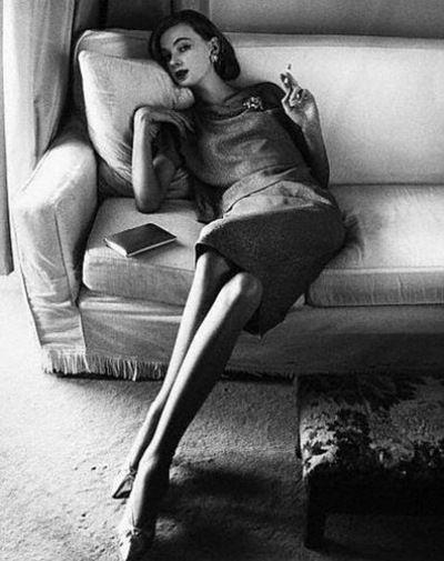 Nena von Schlebrugge by Norman Parkinson, 1966