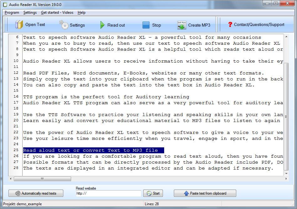 New Text to Speech Software with a naturalsounding voice