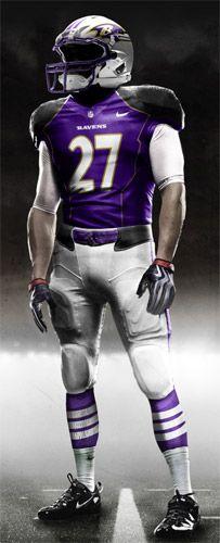 2d127346c16 New Ravens Uniforms? NOW WE PANIC | Beast Sports | Steelers ravens ...