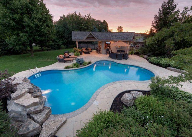 Photo De Jardin Avec Piscine 10 Tips To Decorate Your Pool Area ...