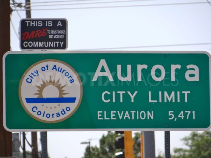 The City Of Aurora In The Wake Of Movie Theater Shooting City Colorado Colorado Plateau
