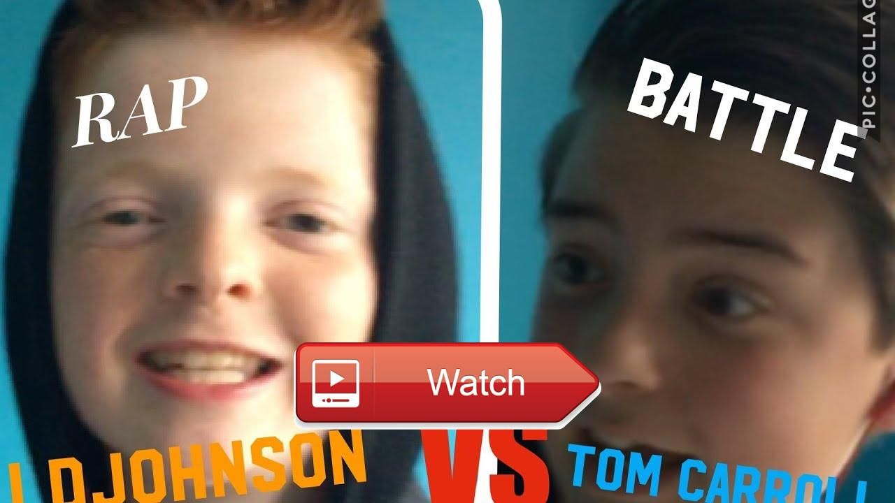 Rap Battle Roast Feat Tom Carroll vs Laurence Johnson Hey
