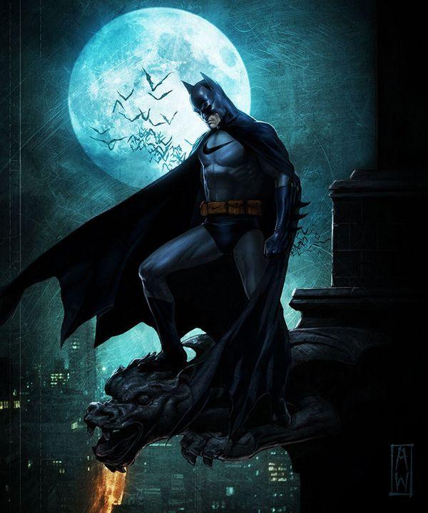 Sponsored Superheroes By Roberto Vergati Santos (With