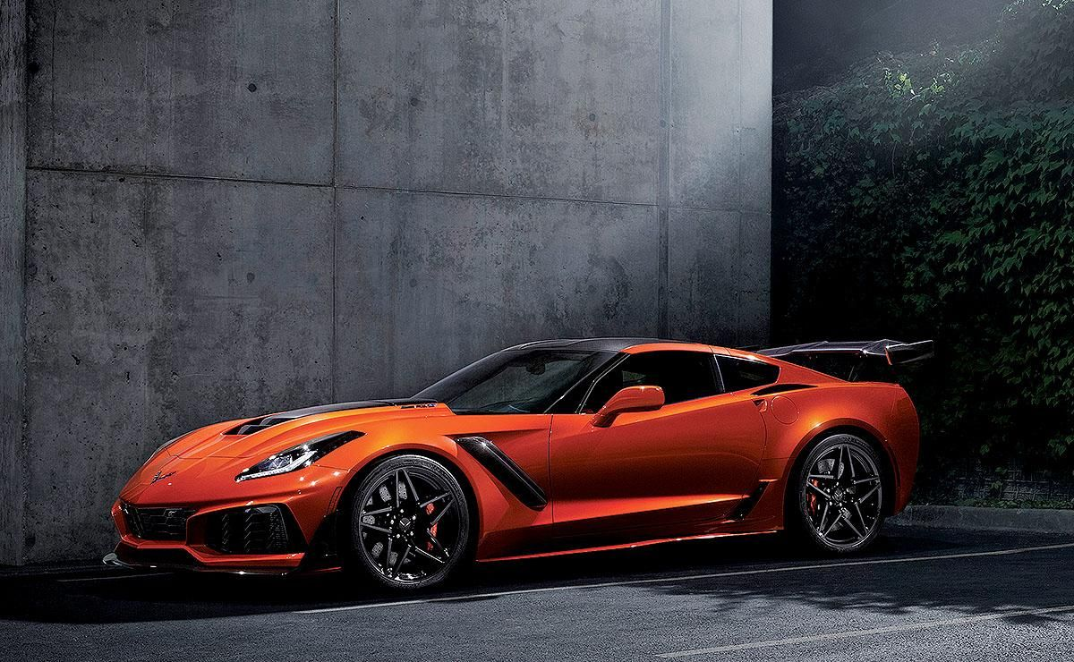 Chevy Crowns New Speed King With 2019 Corvette Zr1 Super Cars