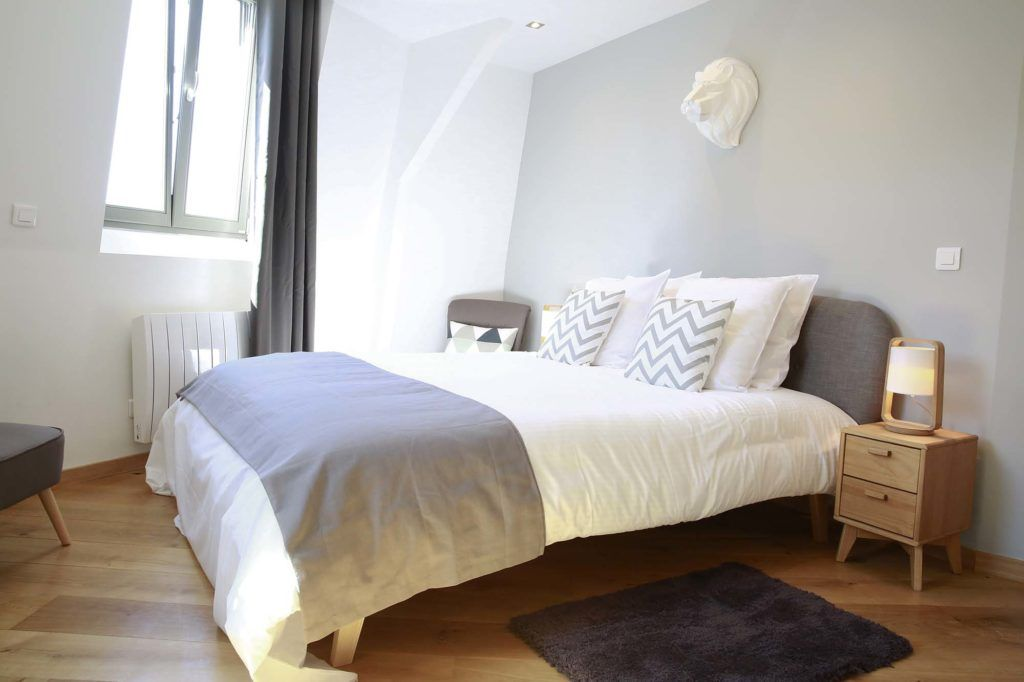 Le West Flandres Appart Hotel Lille Hotel Lille Idee Chambre Hotel