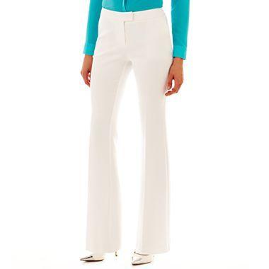 Worthington® Flare-Leg Pants - jcpenney