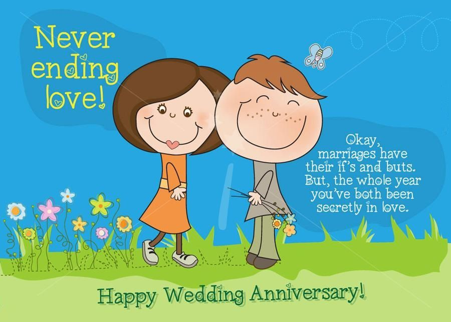 Happy Anniversary Wishes For A Couple (Dengan gambar)