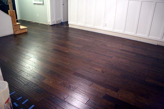 Float Bamboo Floor