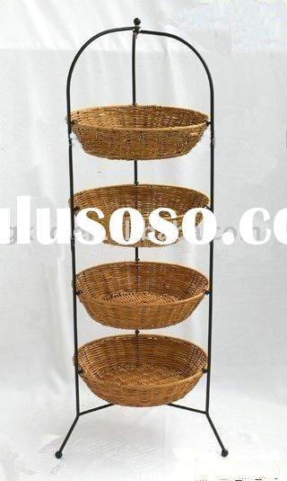 Hanging Fruit Basket Ikea Wicker Magazine Racks