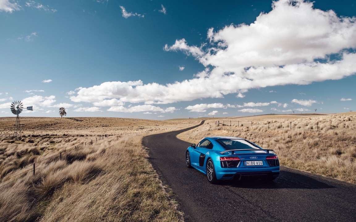 Download Wallpaper 3840x2400 Audi R8 V10 Side View Blue Road Grass 4k Ultra Hd 16 10 Hd Bac Lamborghini Pictures Supercars Wallpaper Sports Car Wallpaper