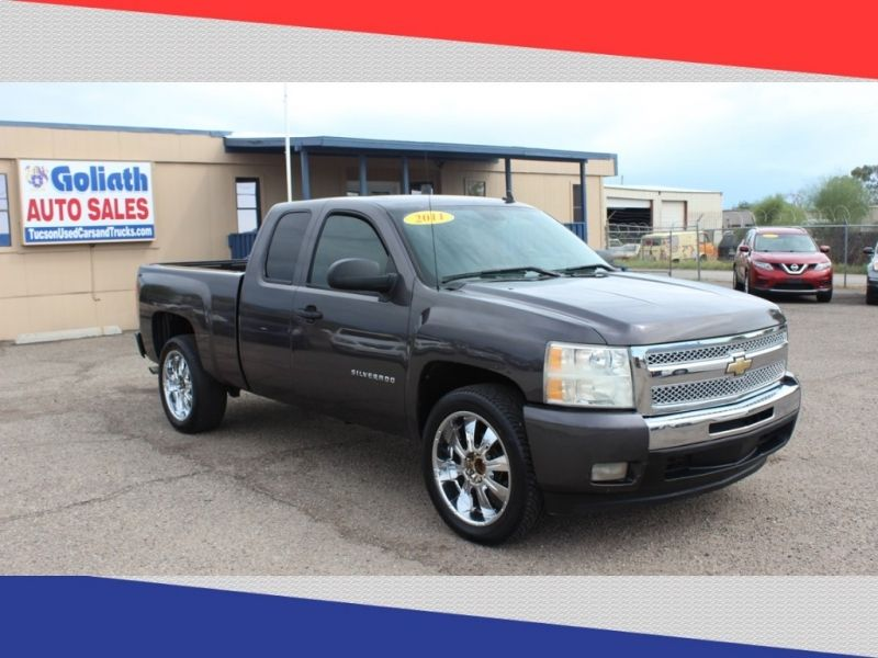 2011 Chevrolet Silverado 1500 Lt Goliath Auto Sales Llc Auto Dealership In Tucson Car Dealership Chevrolet Silverado 1500 Chevrolet Silverado