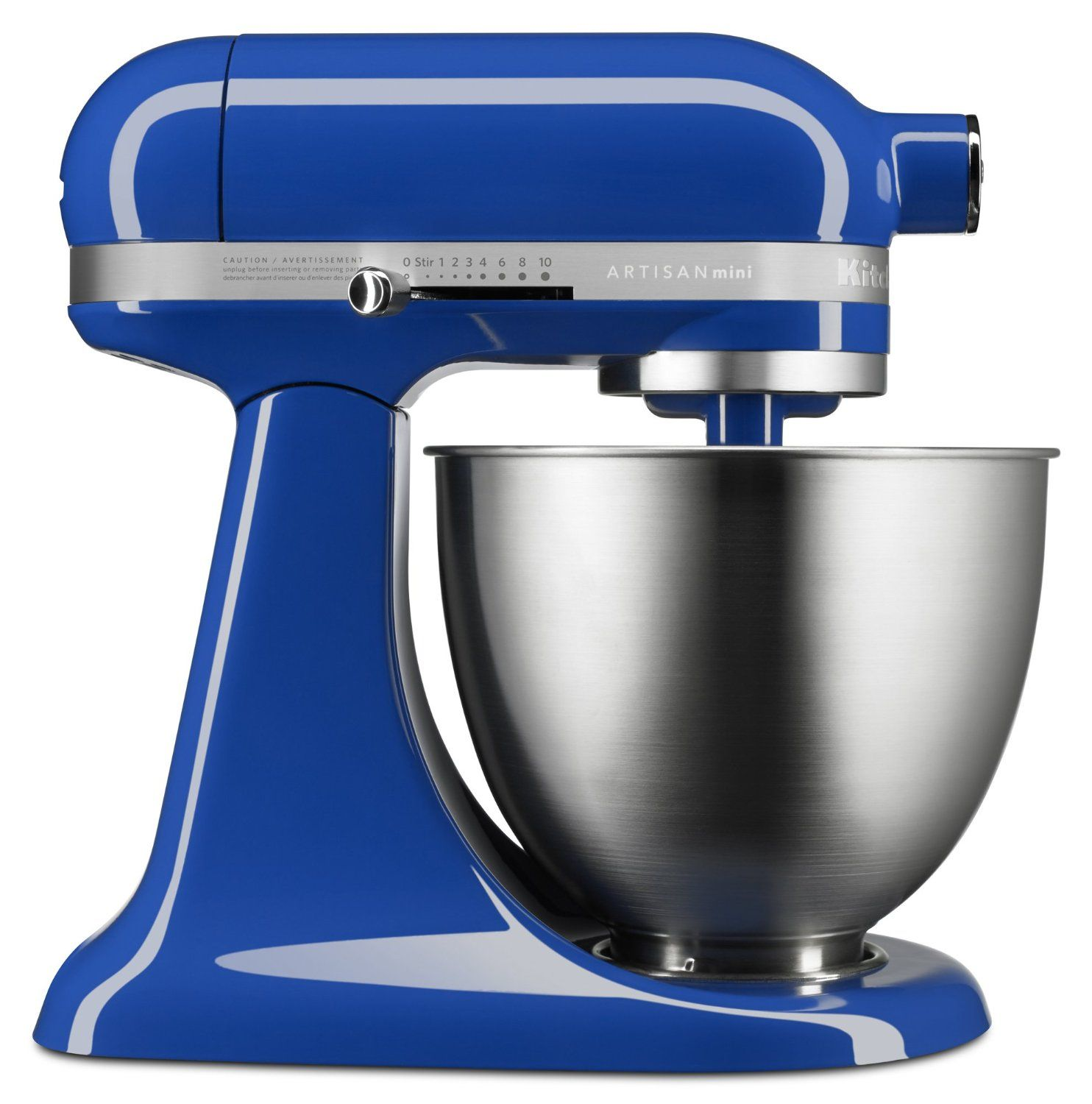 Bright And Vibrant This Twilight Blue Artisan Mini Mixer Would Add A Dash Of Color To Any Kitche Kitchenaid Artisan Stand Mixer Reviews Kitchenaid Stand Mixer