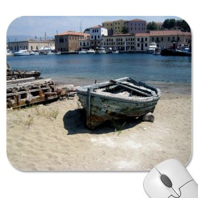 $15.30 Harbor Mousepad by creativegift