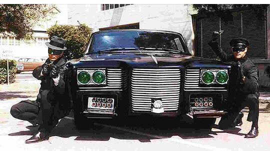 Black Beauty 1966 Chrysler Imperial With Images Green Hornet