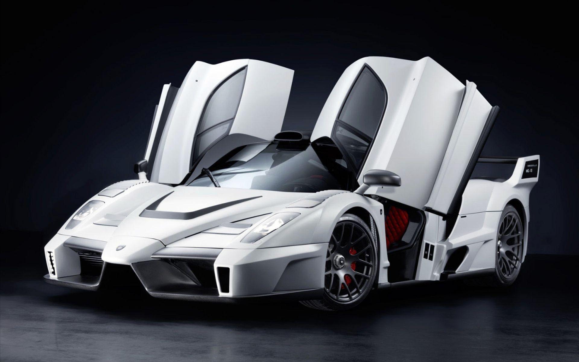 HD Awesome Vehicles Sports Car Zone Ferrari Enzo Gemballa Mig ...