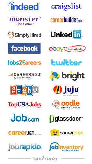Job Boards-Found on ziprecruiter job interview Pinterest - indeed resume search