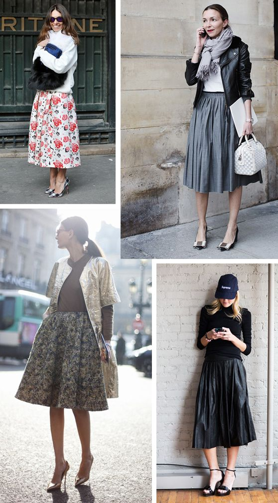 how tomgirrls do skirts, via jadore couture