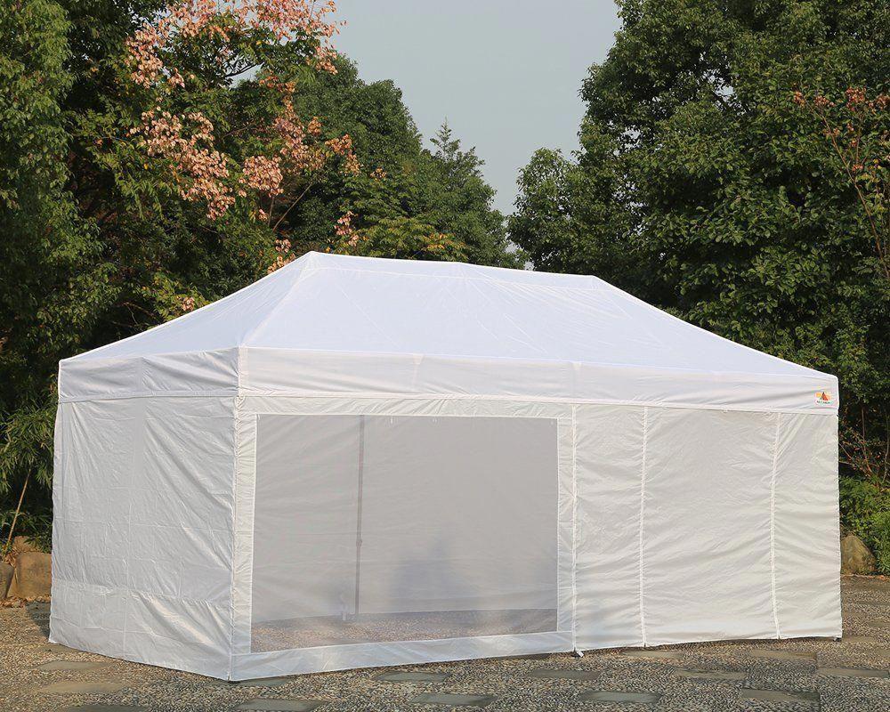 Amazon Com Abccanopy  Ez Pop Up Canopy Tent Commercial Instant Gazebos