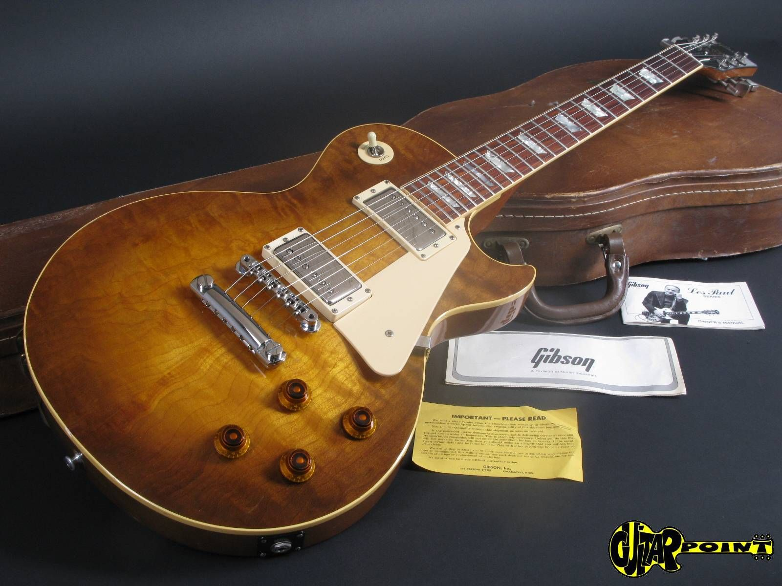 gibson les paul honeyburst - Google Search   Cool Daddy ...