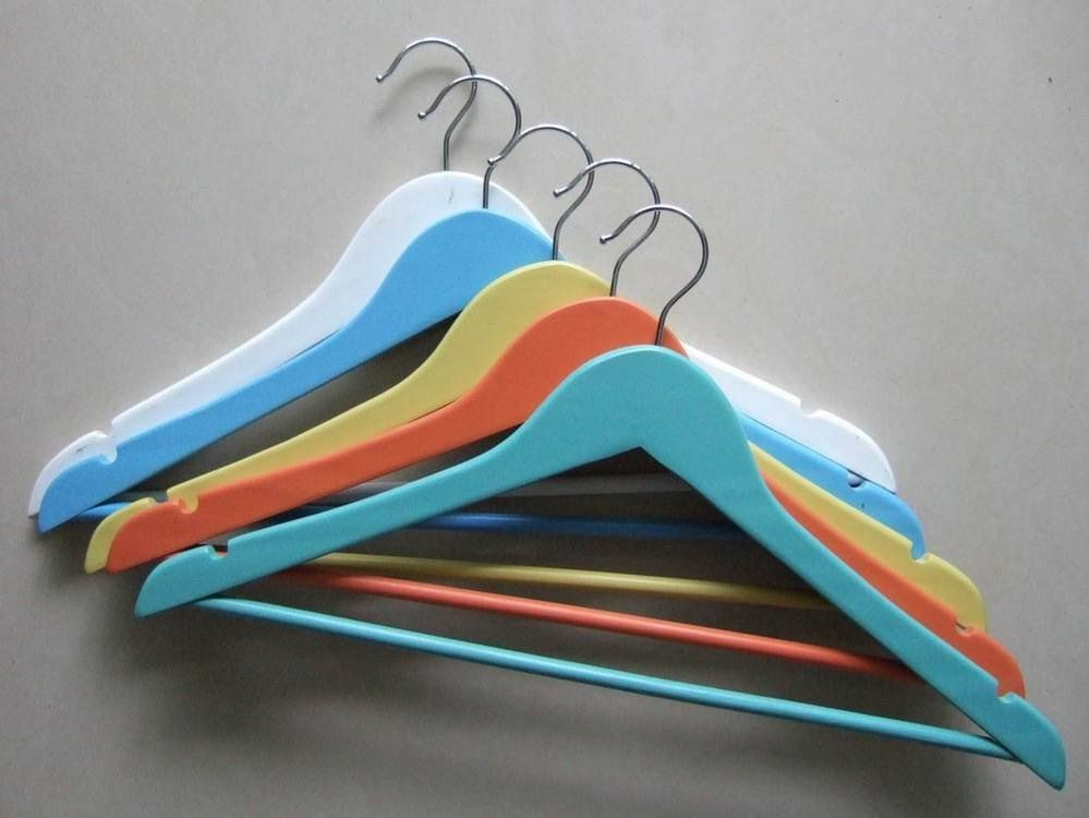 ✨20 Creative Ways To Organize And Decorate With Hangers✨ | Hanger ...