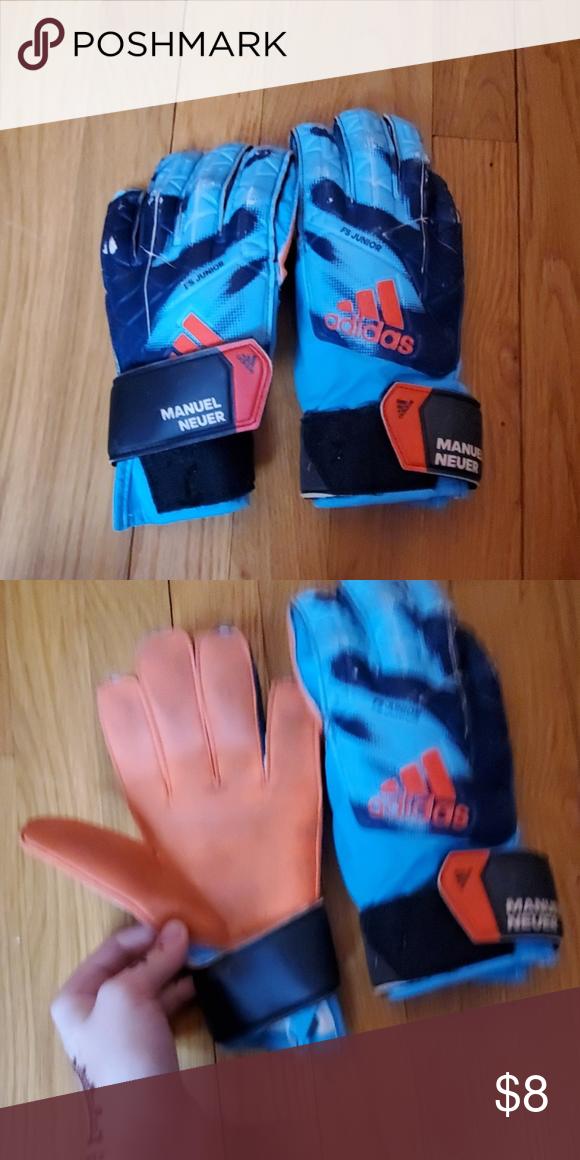 Goalie gloves Soccer goalie gloves adidas Other   Soccer