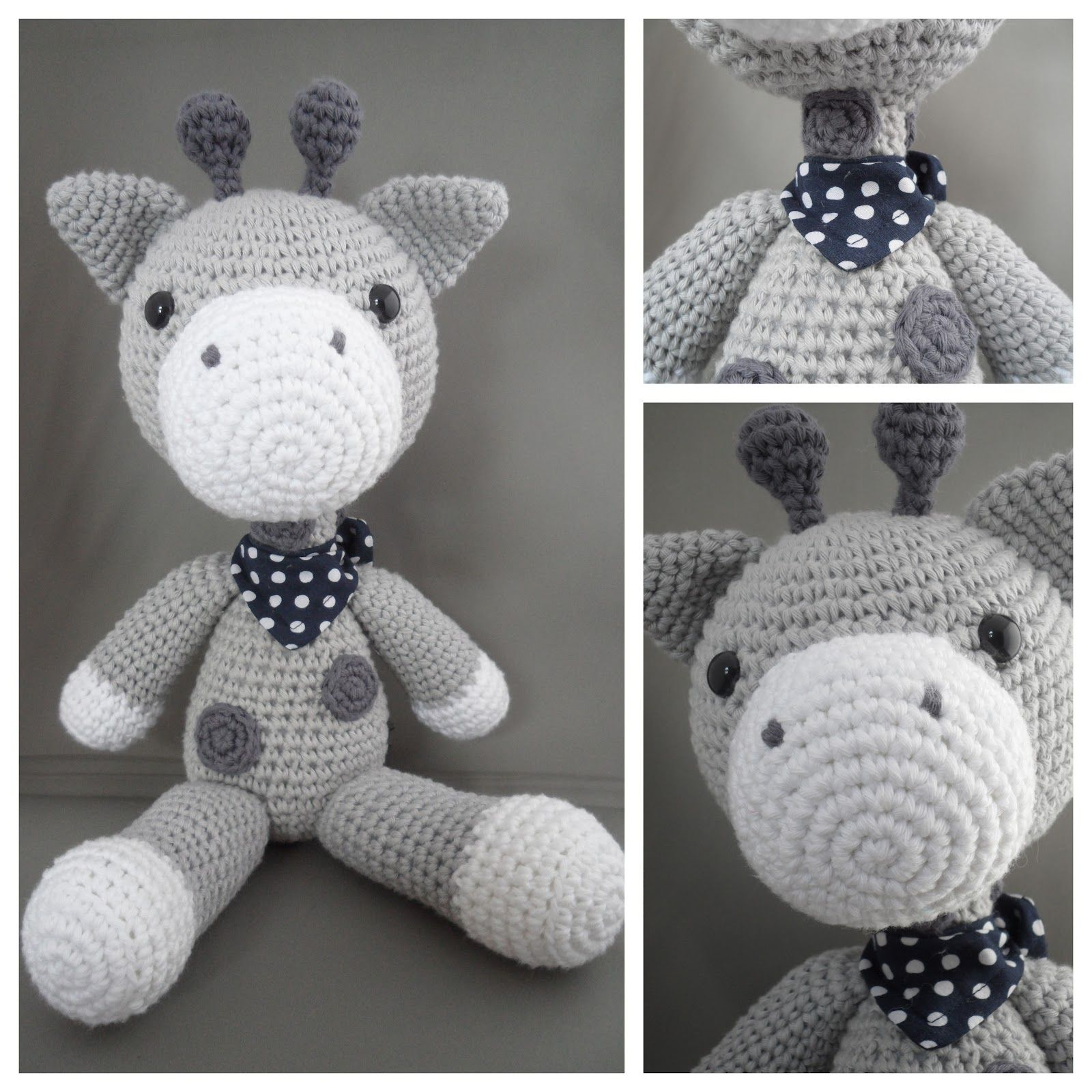 Een blog over haken! Hier vind je mijn gehaakte knuffels, poppen, sleutelhangers en andere dingetjes. --- A blog about crochet and amigurumi!