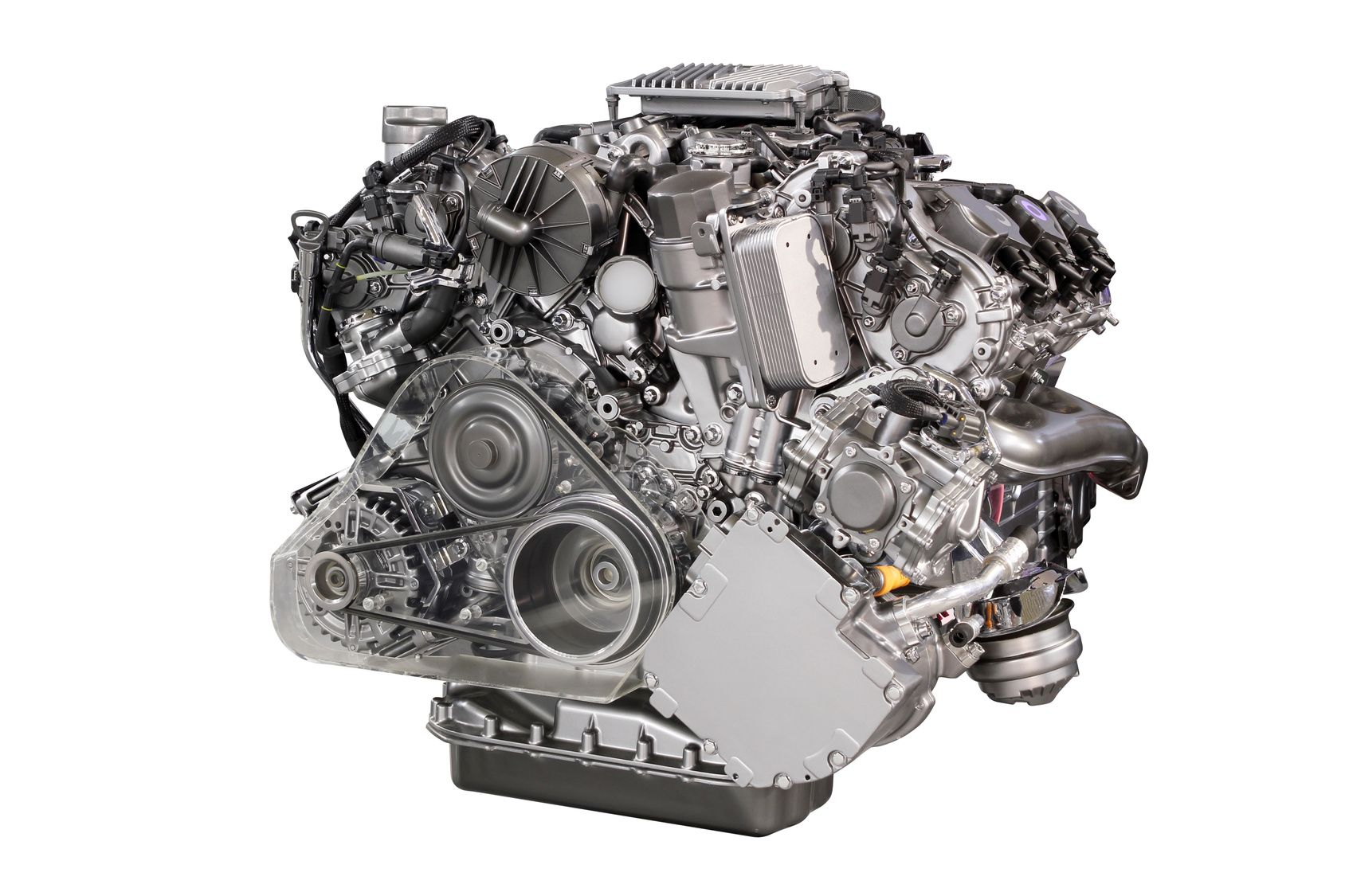Are you turning away engine and transmission work requests
