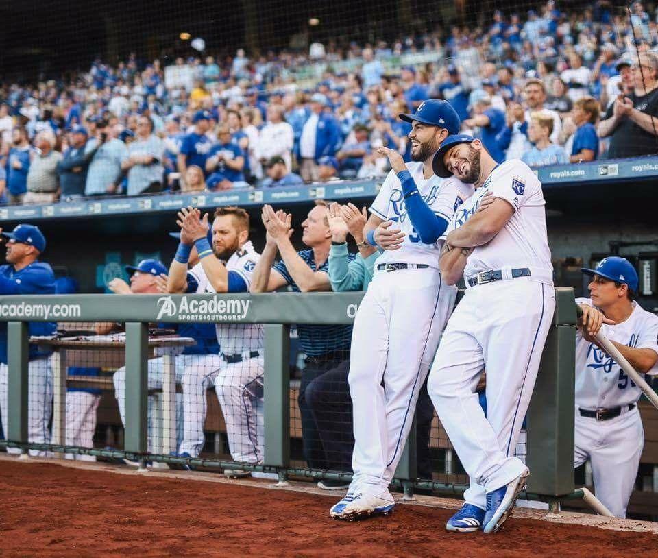Awwww Forever Royal Kc Royals Baseball