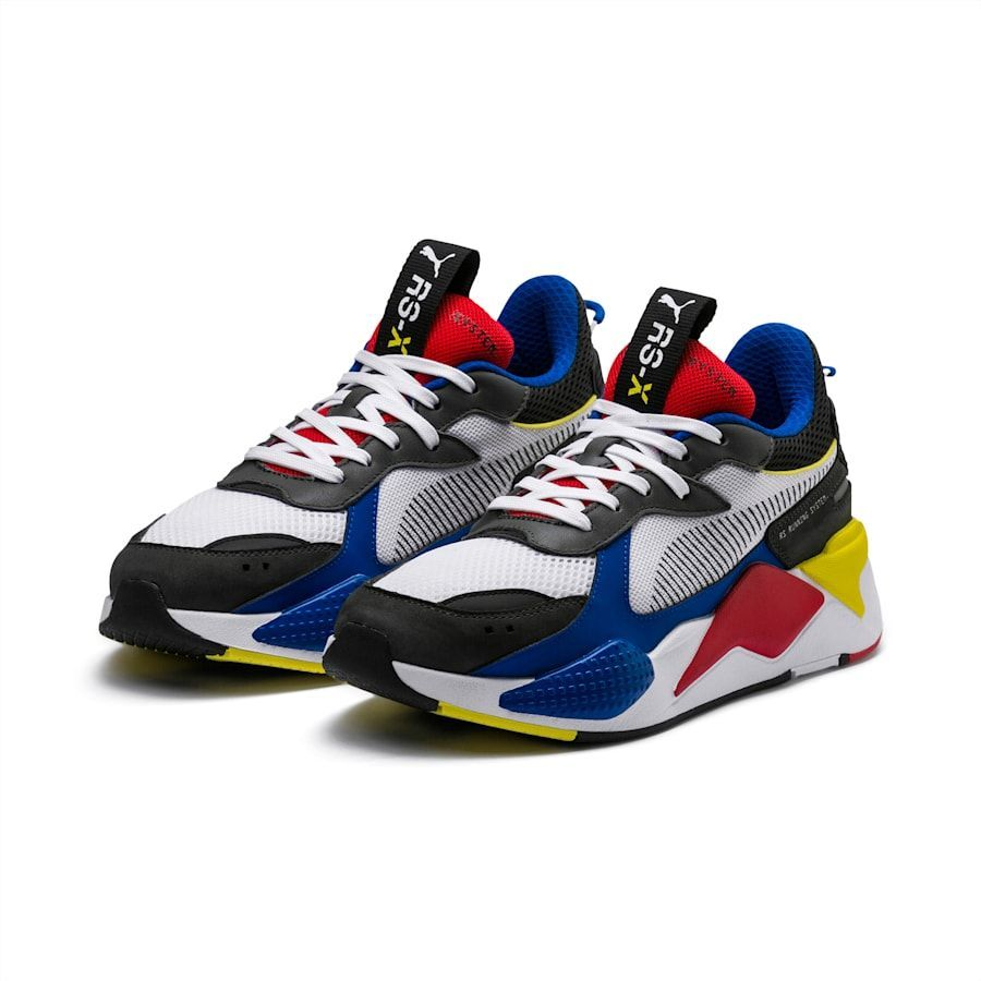 PUMA Rs-X Toys Trainers in Royal Blue
