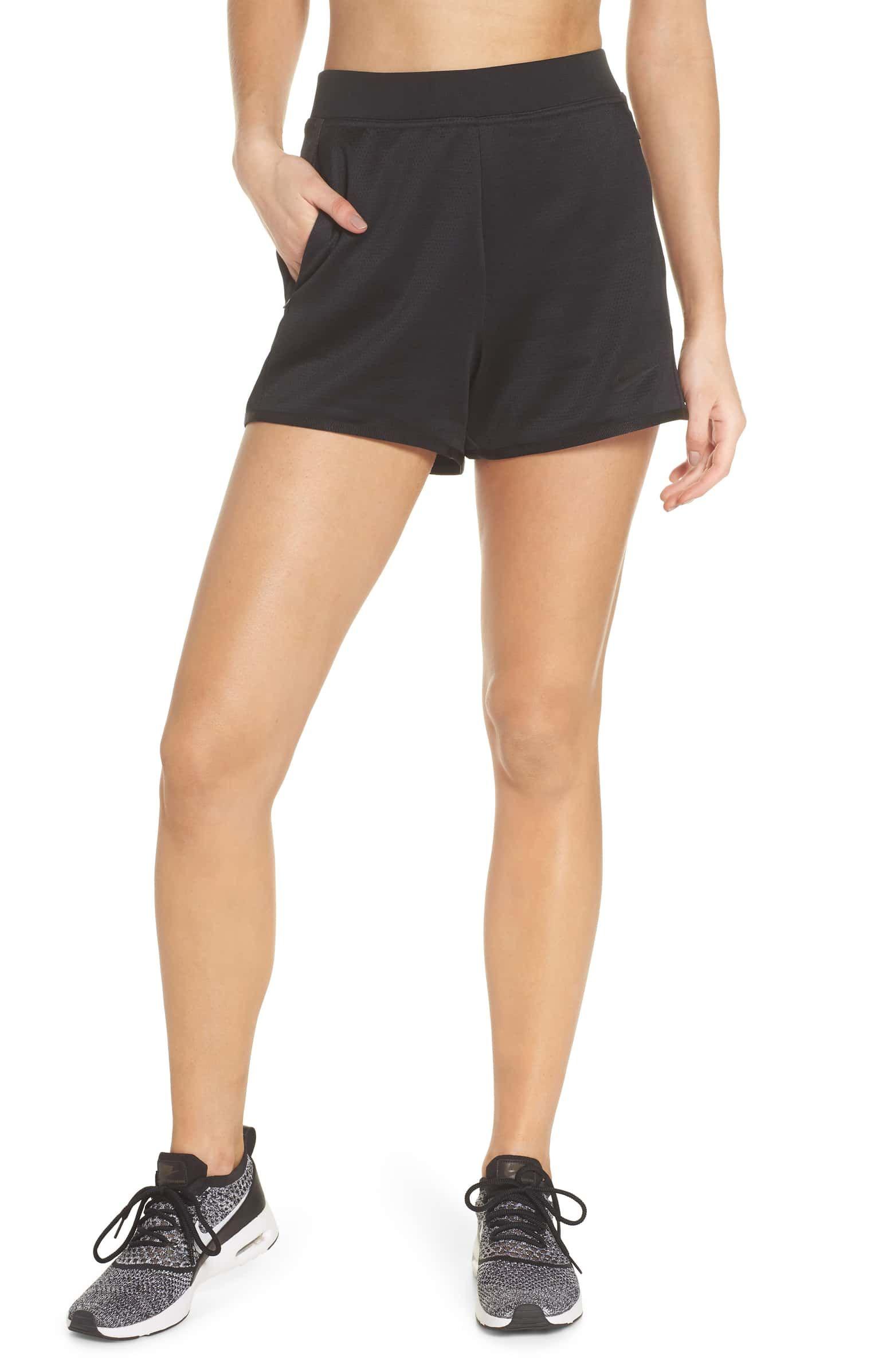 Sportswear Tech Fleece Short, Main, color, Black/ Black