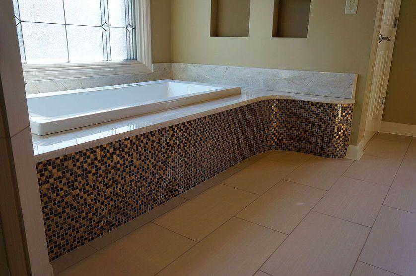 Stunning Mosaic Master Bath Remodel In Alpharetta, GA ...
