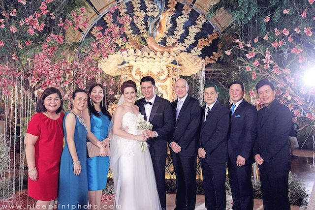 Celebrity Wedding Zoren Legaspi And Carmina Villaroel