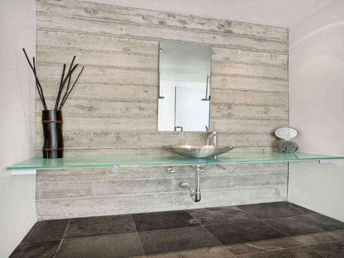12+ Bathroom wall covering options ideas