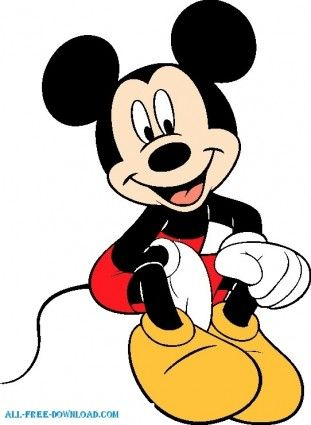 Mickey Mouse 002