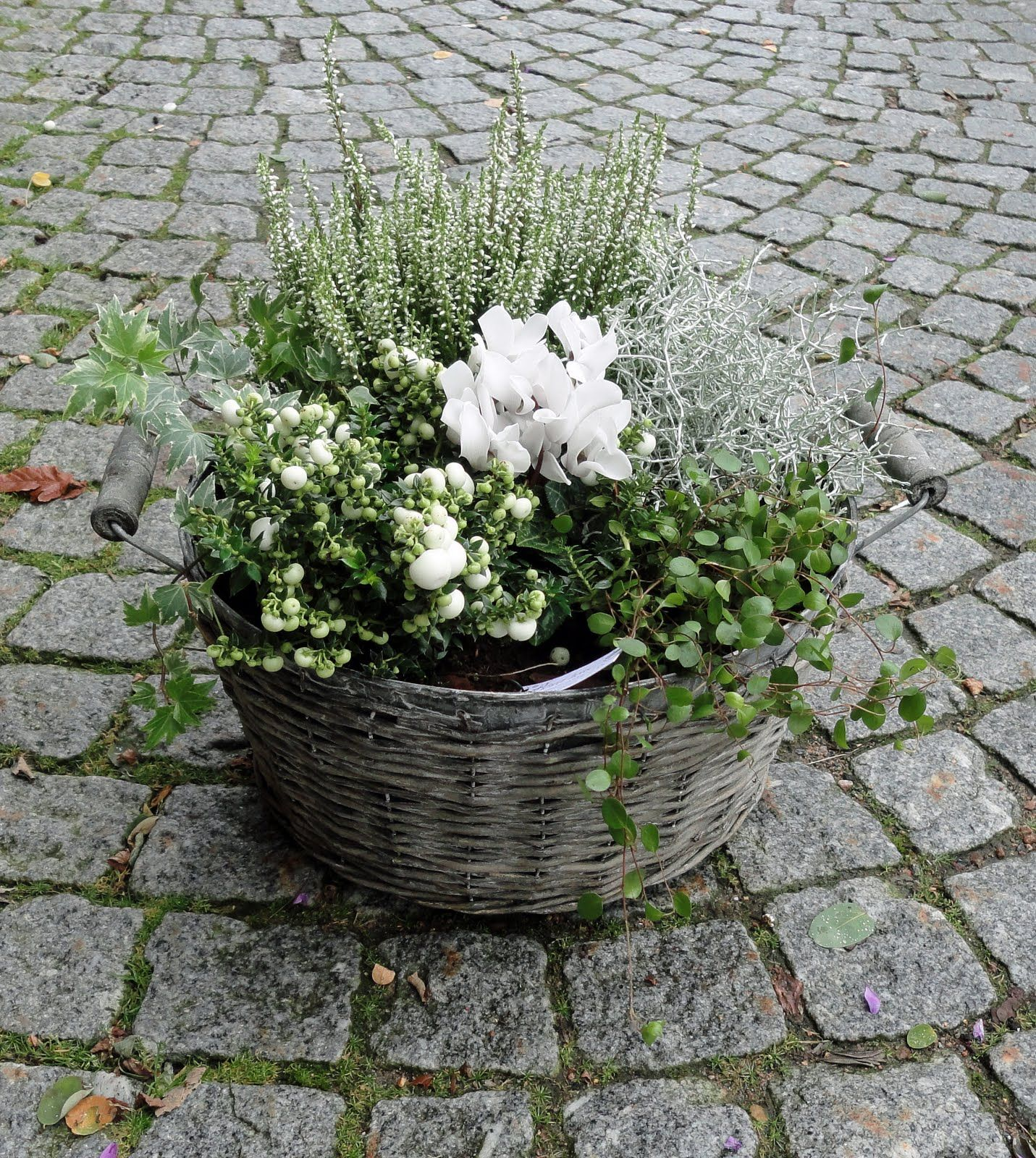Aiheeseen liittyv kuva fall container gardening for Jardineria al aire libre casa pendiente