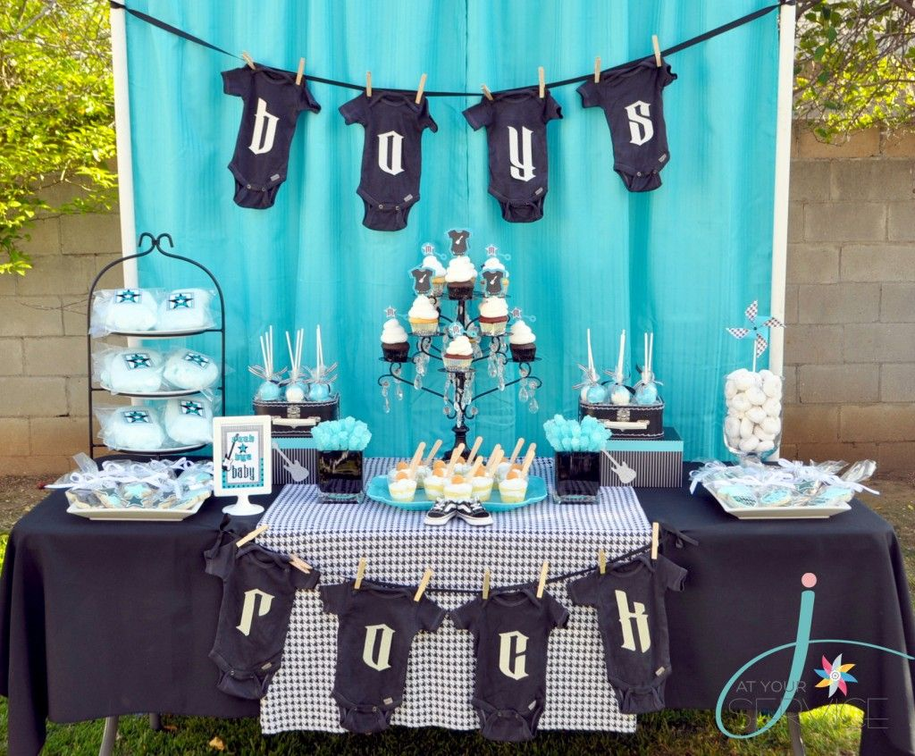 20 Adorable Spring Baby Shower Themes For Boys Baby Shower Ideas