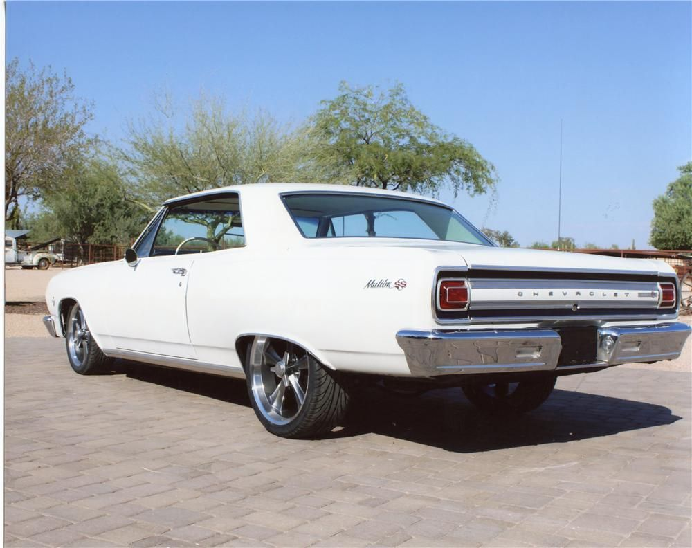 1965 chevelle malibu ss not my color but i take it