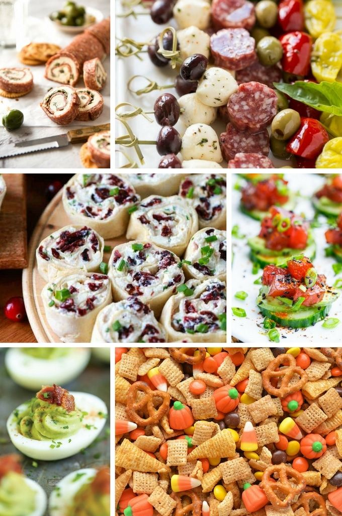 Cold Thanksgiving Appetizer Recipes Thanksgiving