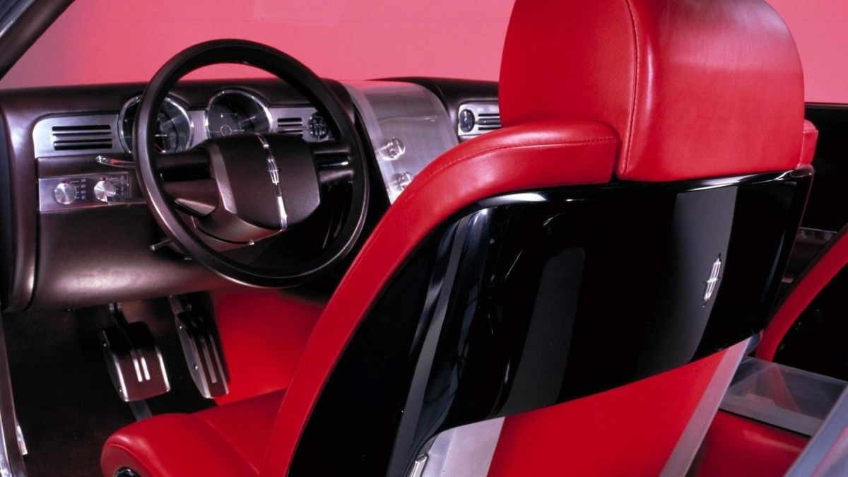 2001 lincoln mk9 concept ford concept vehicles pinterest