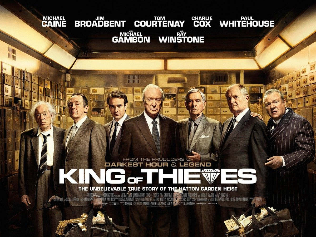 King of Thieves Review Free movies online, Full movies