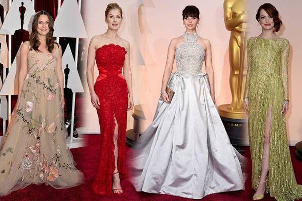 Oscar red carpet 2015: Best dressed divas   Entertaint ...