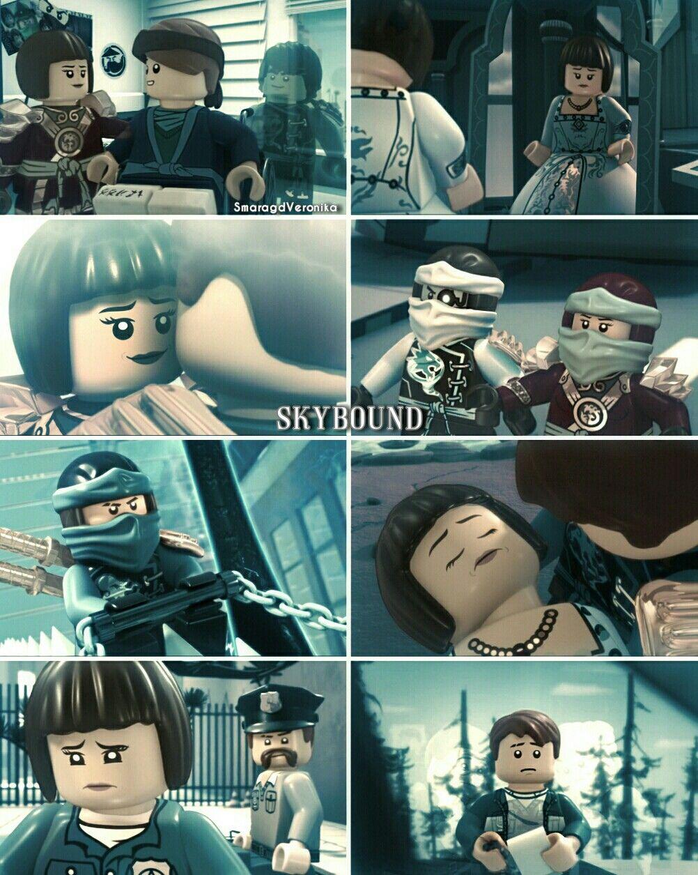 Ninjago Season 6 Edit By Smaragdveronika Lego Ninjago