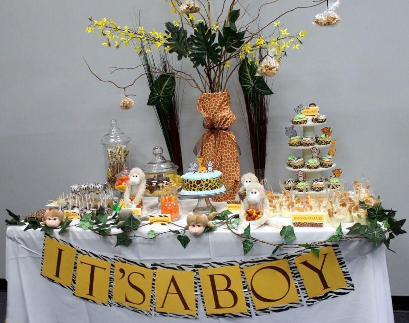 Maisa Ru0027s Baby Shower / Safari Jungle Theme   Photo Gallery At Catch My  Party