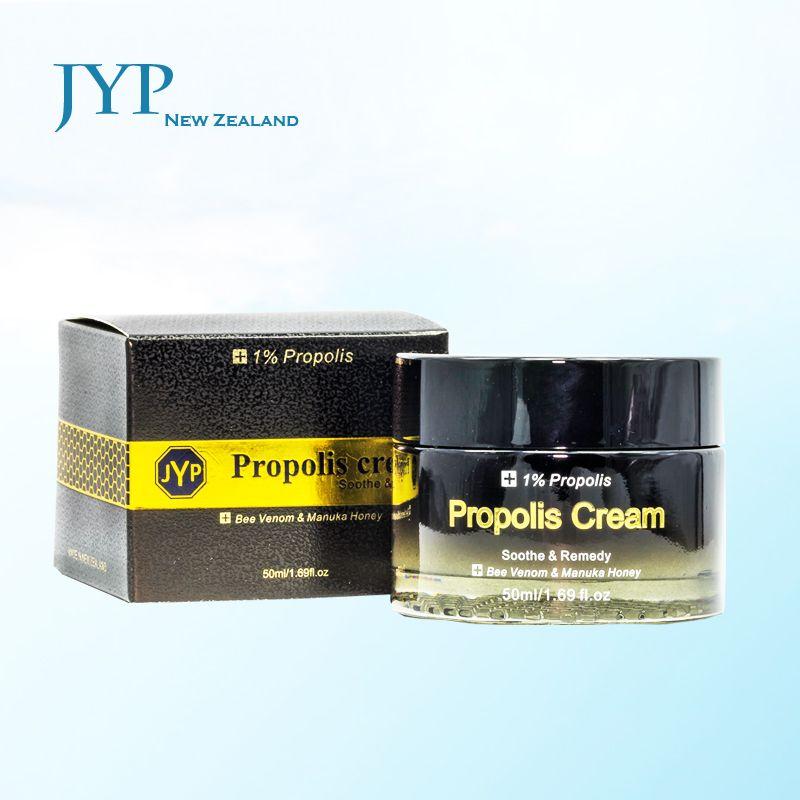 Photo of JYP Propolis Moisturiser Cream Bee Venom Manuka Honey