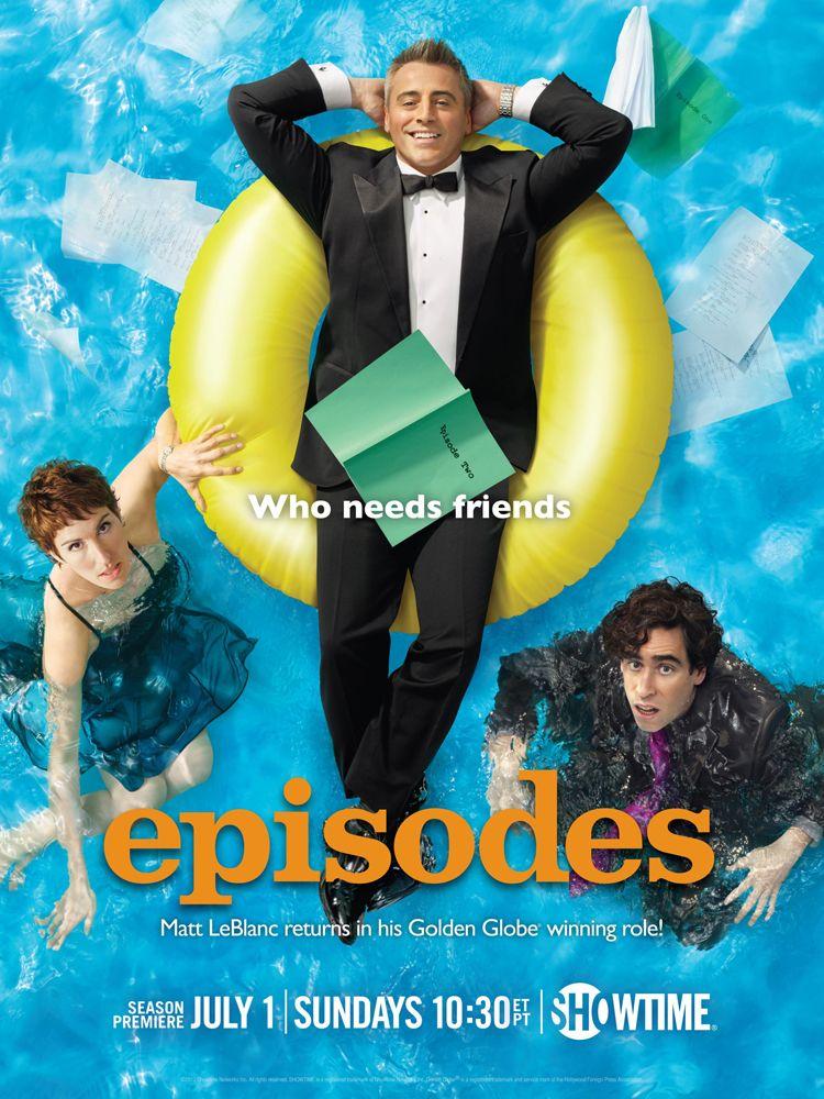 Exclusive First Look Episodes Season 2 Poster Throws Matt